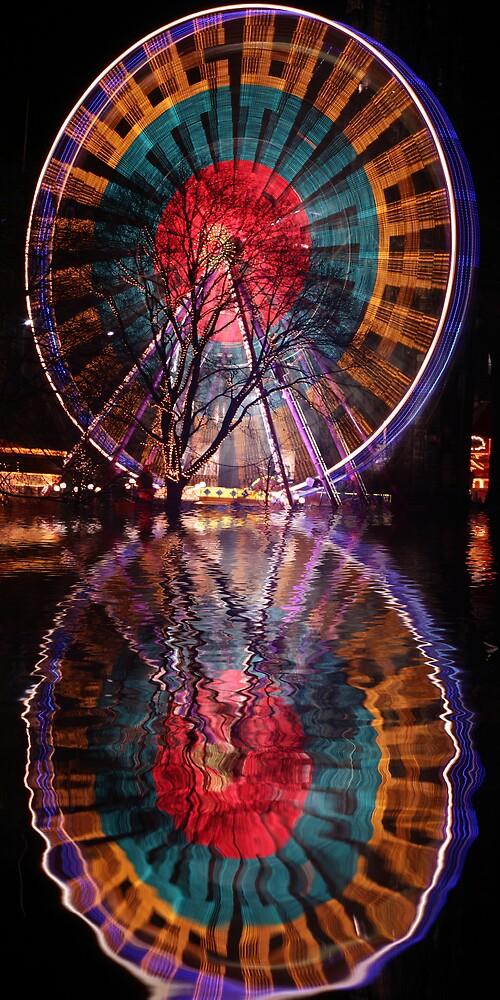 The Big Wheel by Chris Clark