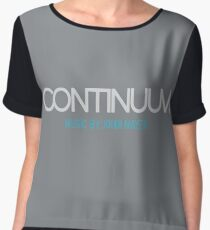 John Mayer Continuum Women's Chiffon Top