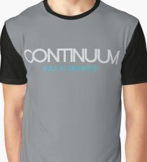 John Mayer Continuum Graphic T-Shirt