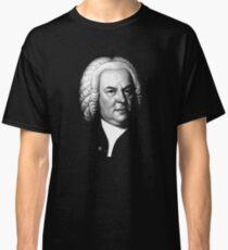 Johann Sebastian Bach, Perhaps the Greatest Composer Ever Classic T-Shirt