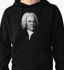 Johann Sebastian Bach, Perhaps the Greatest Composer Ever Pullover Hoodie