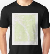 USGS TOPO Map Colorado CO Buford 400423 1966 24000 Unisex T-Shirt