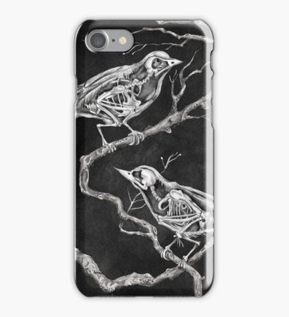 Olvidos iPhone Case/Skin