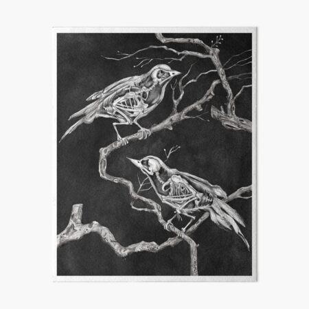 Olvidos Art Board Print