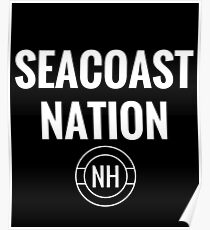 Seacoast Nation New Hampshire Poster