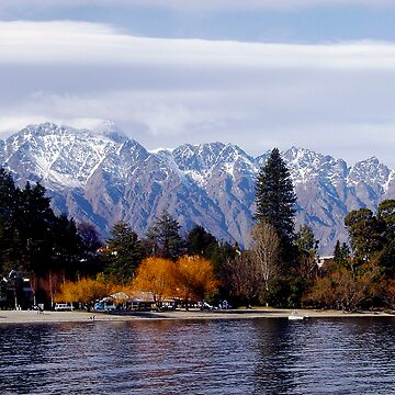 Lake Wakitupu - Queenstown by Dimages