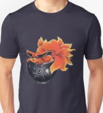Naruto Kyubi Kurama T-Shirt