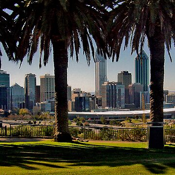 Perth WA by Dimages