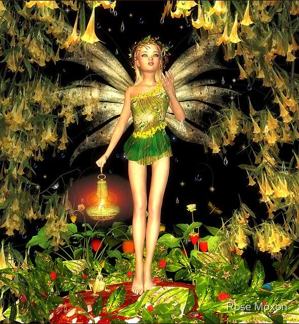 Summer Enchantment by Rose Moxon