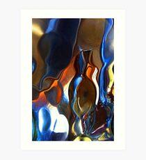 formation iii Art Print