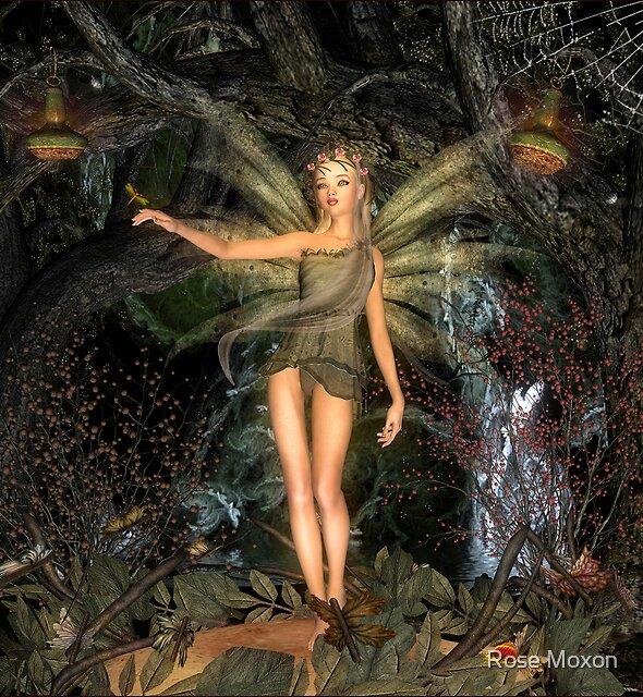 Winter Enchantment by Rose Moxon