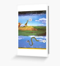 M Blackwell - Layerland 1: What a Dork Greeting Card