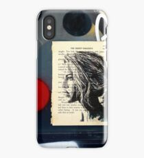 wall paste up iPhone Case/Skin