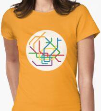 Mini Metros - Hamburg, Germany T-Shirt