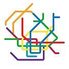 Mini Metros - Hamburg, Germany by transitoriented