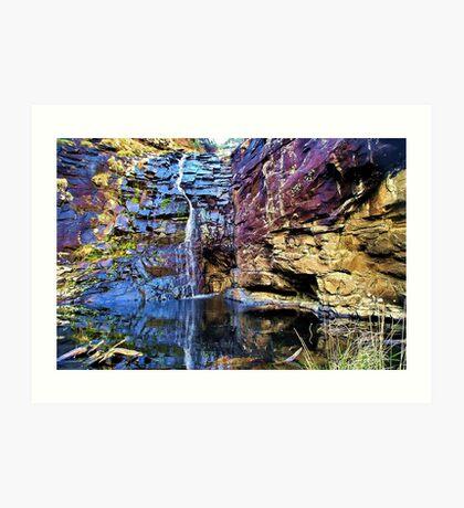 Sheoak Falls Art Print