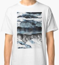 Abstract Marble Classic T-Shirt