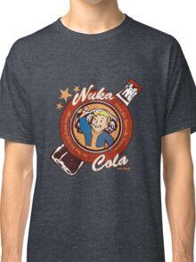 Fallout nuka cola logo featuring Vaultboy Classic T-Shirt