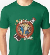 Fallout nuka cola logo featuring Vaultboy Unisex T-Shirt