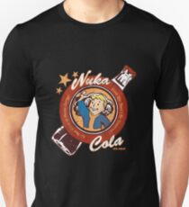 Fallout nuka cola logo featuring Vaultboy Unisex T-Shirt