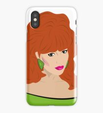 Peggy Bundy from Married With Children iPhone Case/Skin