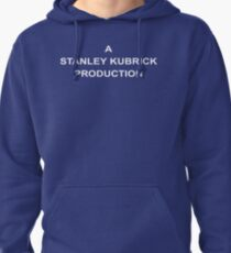 A Stanley Kubrick Production Pullover Hoodie
