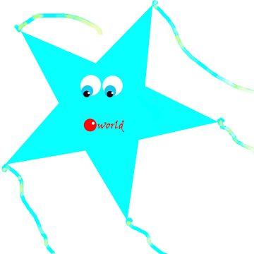 Star T-Shirt by beryl