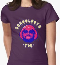 Schoolboy Q Womens Fitted T-Shirt