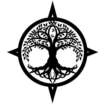 Tree of Life - Logo by TheColorofRain