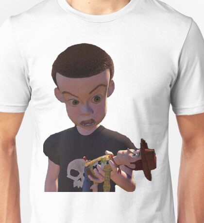 Sid and Woody Unisex T-Shirt