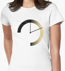 timepiece Women's Fitted T-Shirt