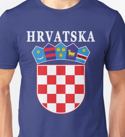f5edf1836e3 Croatia Hrvatska Deluxe National Jersey by merchhost. product-preview