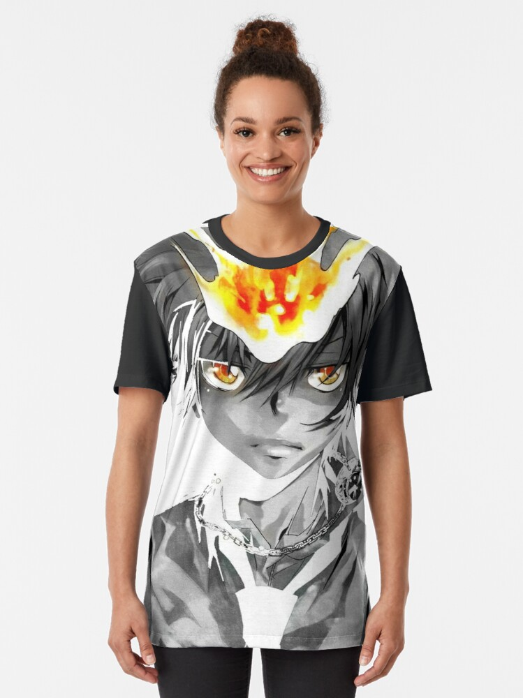 Alternate view of Katekyo hitman reborn Graphic T-Shirt