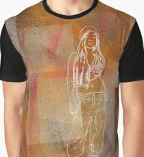 The Stencil Graphic T-Shirt