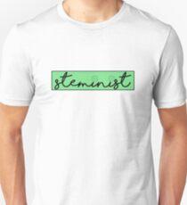Steminist, Feminists in STEM Unisex T-Shirt