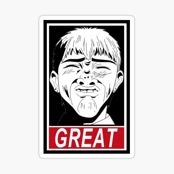 GÉNIAL Sticker