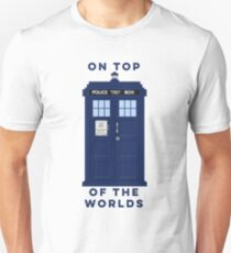 On Top of the Worlds Unisex T-Shirt