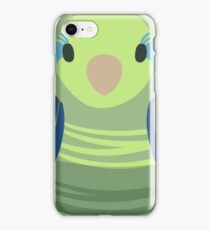 Pacific Parrotlet Nesting Doll iPhone Case/Skin