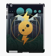 Terraforming 001 iPad Case/Skin
