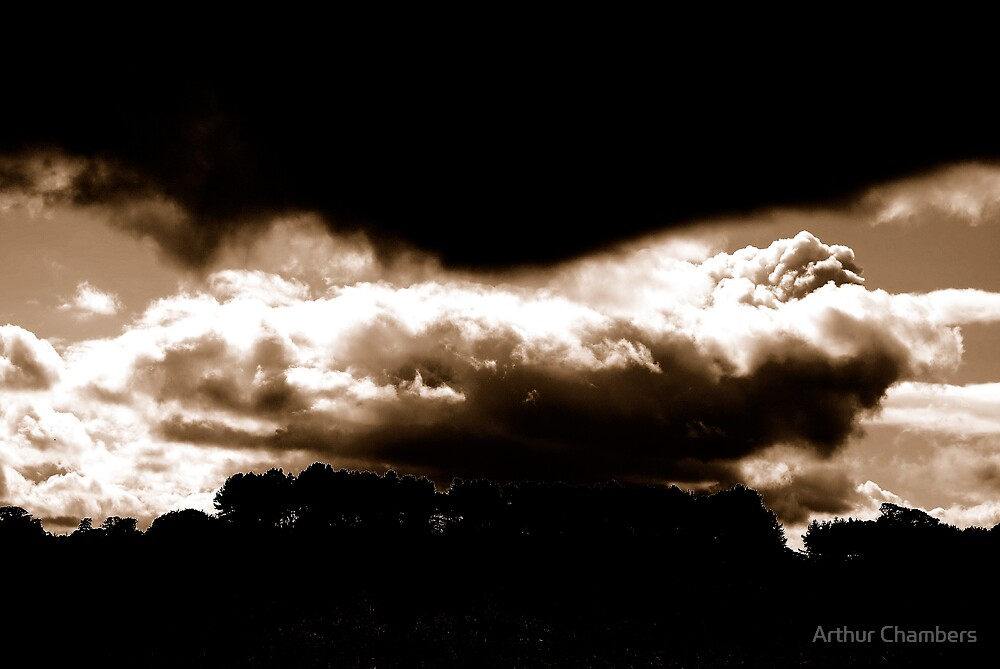 WEATHER WARNING... by Arthur Chambers
