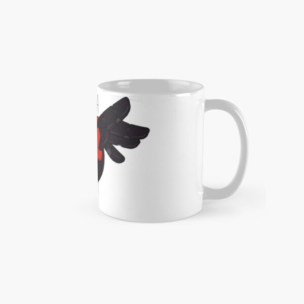 Fancy Fist Bump Classic Mug