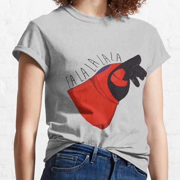 Fancy Fist Bump Classic T-Shirt