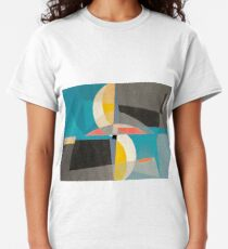 Sailing on the Canal Classic T-Shirt