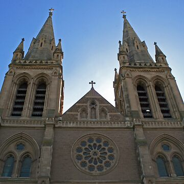 St Peters Church, Adelaide, South Australia by SpazzyPC