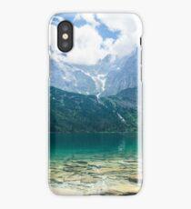 Morskie Oko - Poland iPhone Case/Skin