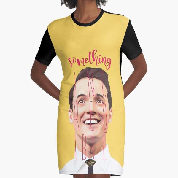 Something Incredible Graphic T-Shirt Dress
