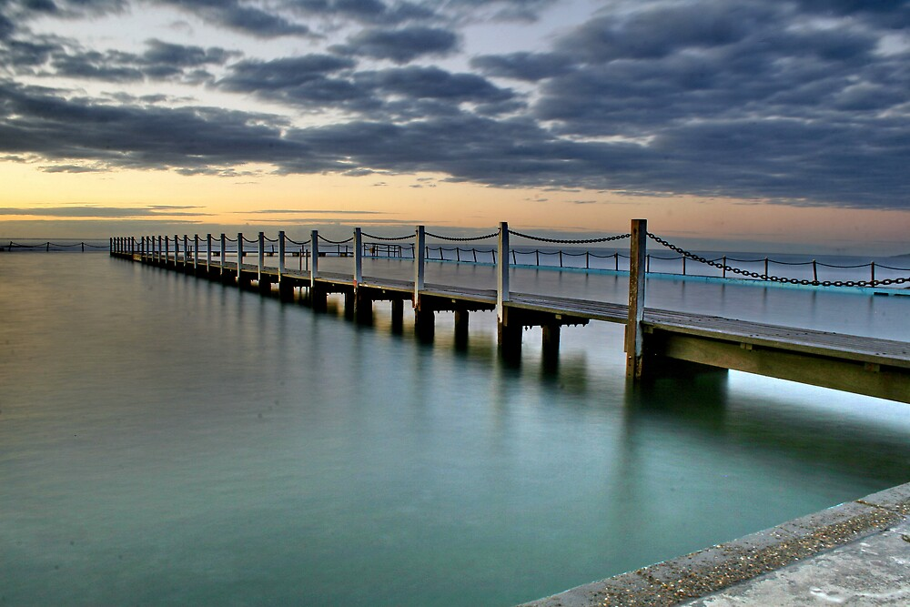 NARRABEEN ROCK POOL by CRSPHOTO