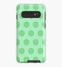 Funda/vinilo para Samsung Galaxy Green Cucumber Slices
