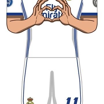 Bale, Real Madrid by Astvdillo
