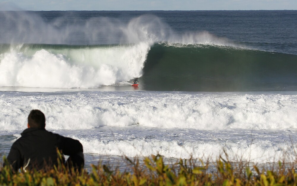 BIG NARRABEEN by CRSPHOTO